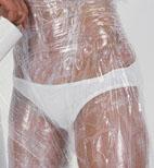 Несмываемое обертывание и микротоки для тела