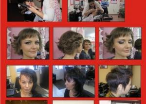 Работы мастера-парикмахера