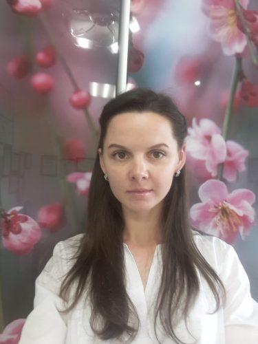 Елена<br>Косметолог